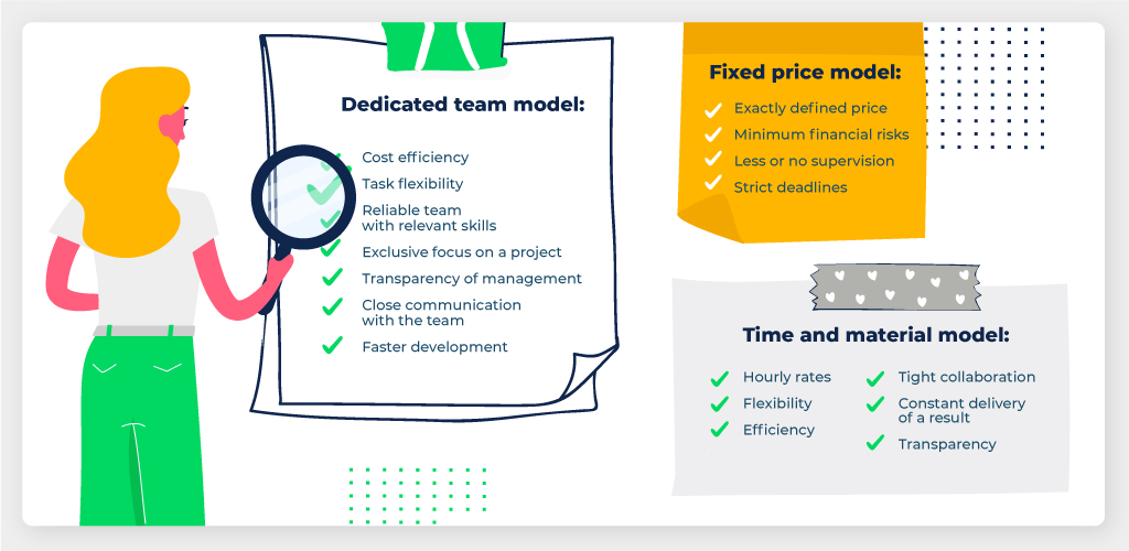 Benefits of Dedicated Development Team Model