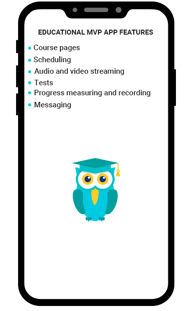 Educational MVP App Features