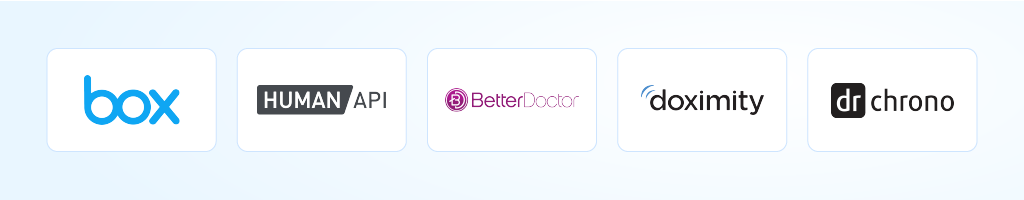 APIs & SDKs for Healthcare App Development