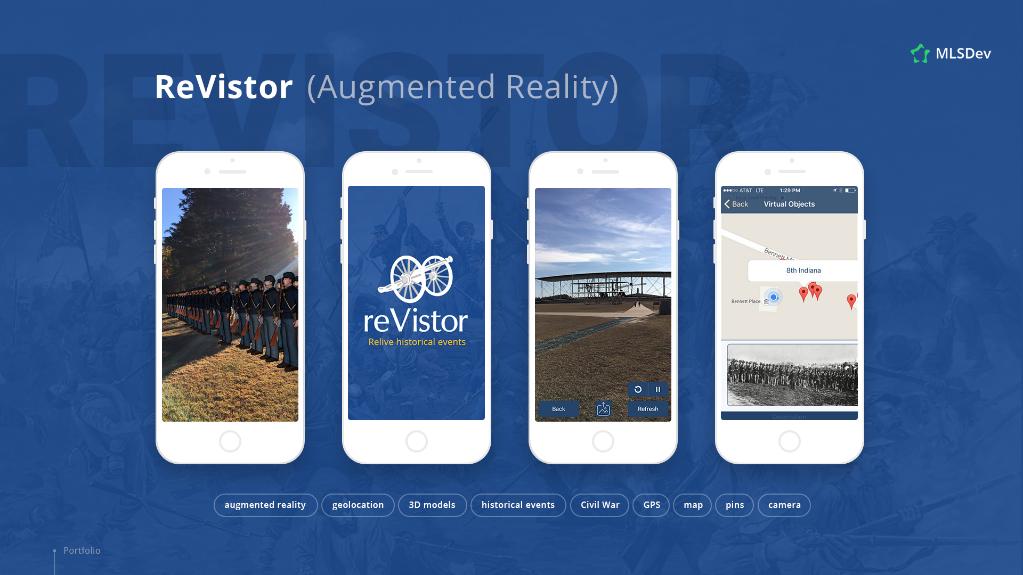 Revistor App