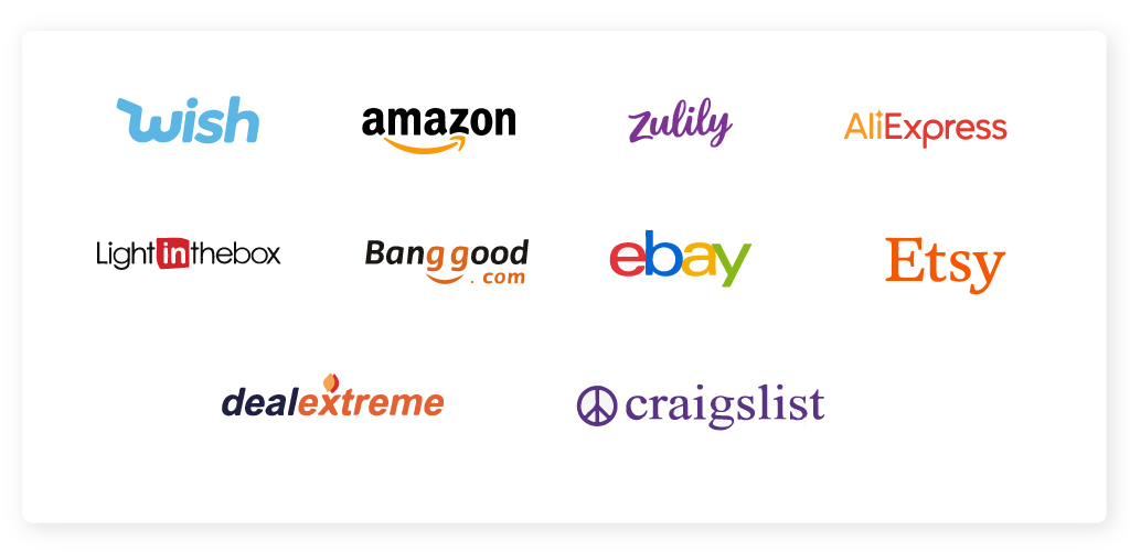 Most Used & Successful Shopping Apps Worldwide