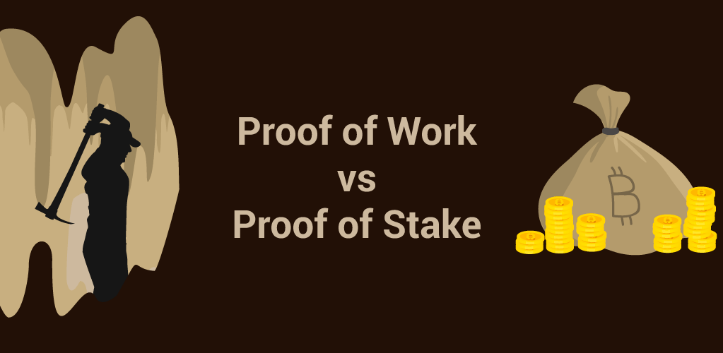 Proof-of-Stake vs. Proof-of-Work