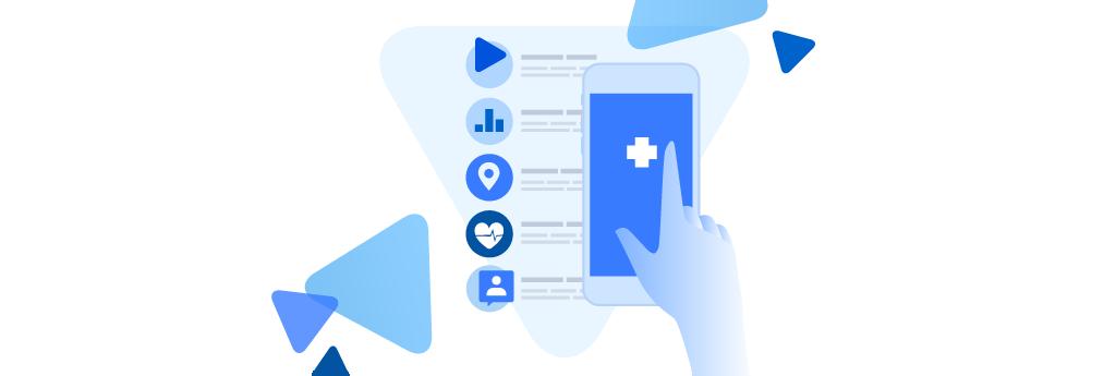 Healthcare Mobile App
