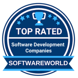 Badge Software World: Top Rated Software Development Companies