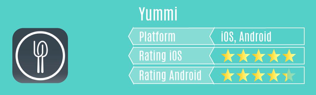 Yummi App