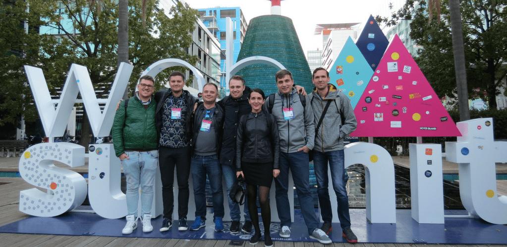 MLSDev at Web Summit 2017