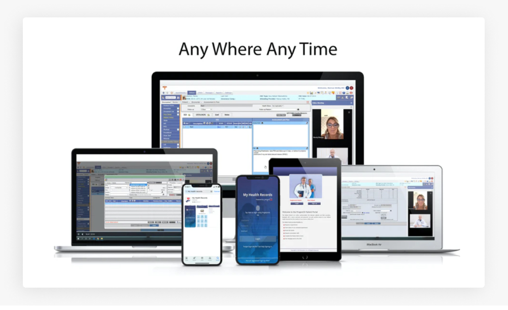 Accessibility of Digital Medical Services Across Platforms
