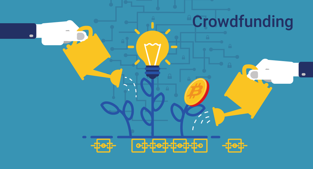 Blockchain and Crowdfunding