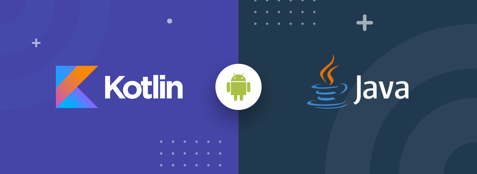 Kotlin vs  Java: How Kotlin Advances Android Development